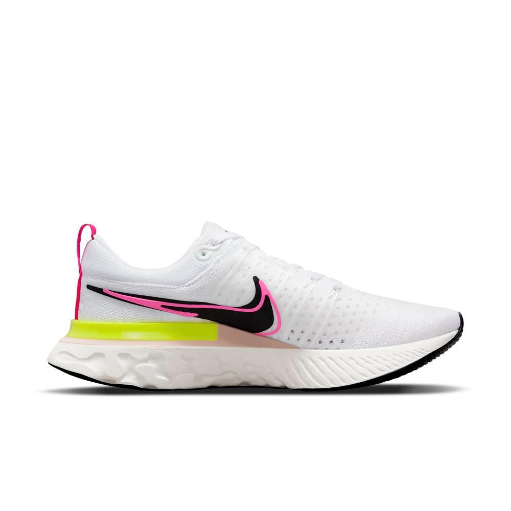 Nike React Infinity Run Flyknit 2 Joggesko Herre Hvit Rawdacious Pack
