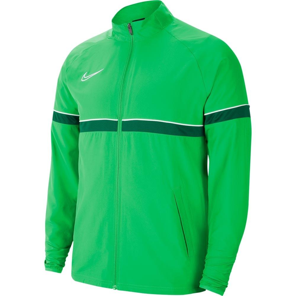 Nike Academy 21 Treningsjakke Woven Barn Grønn