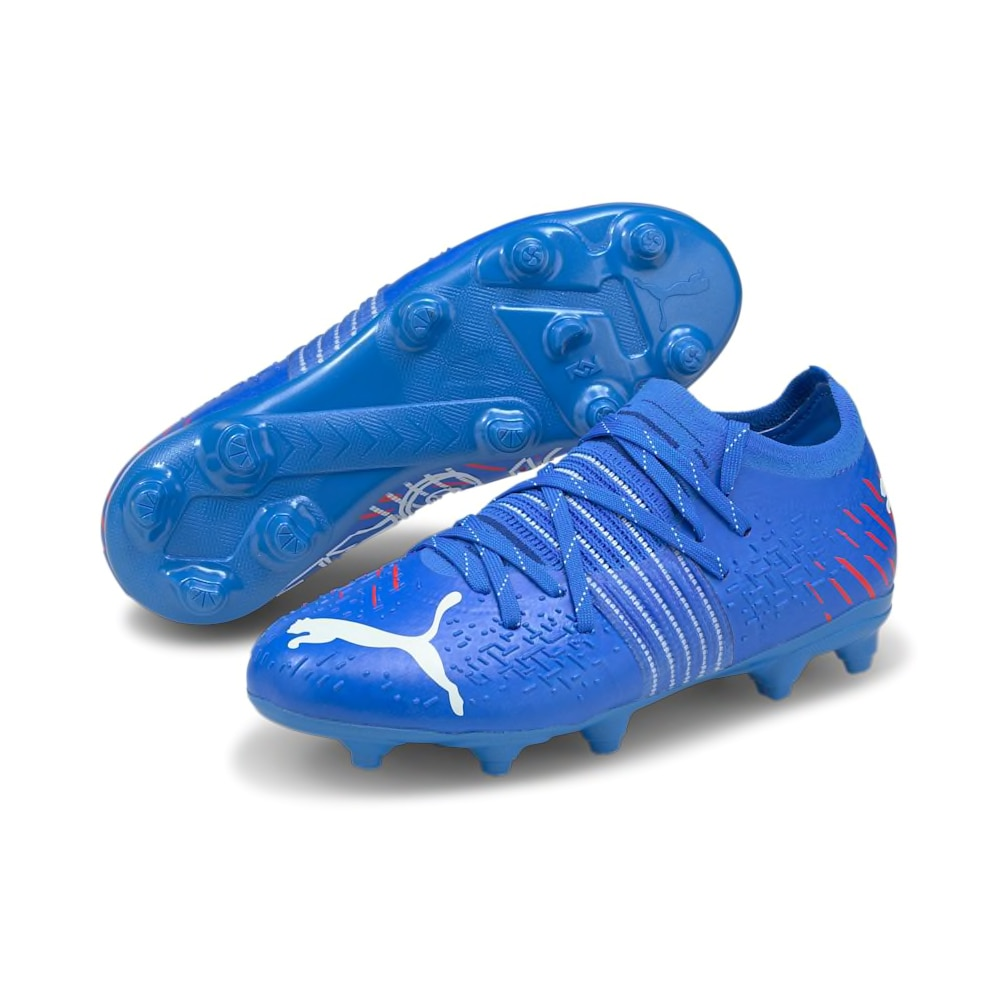 Puma Future Z 2.2 FG/AG Fotballsko Barn Faster Football Pack