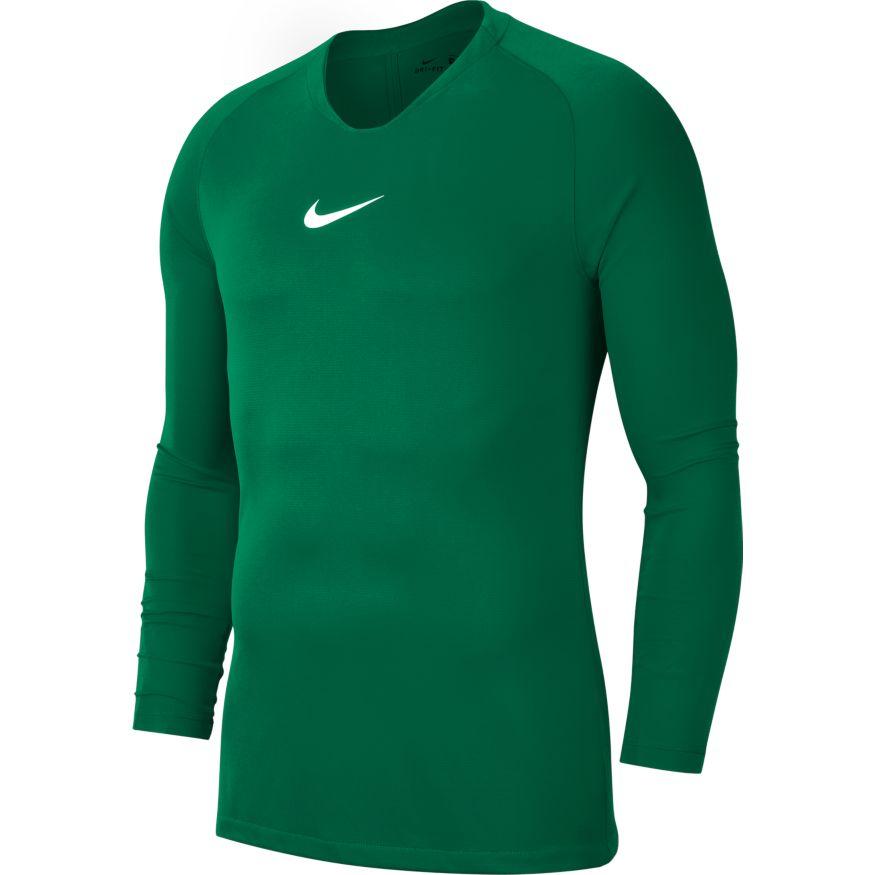 Nike Dri-Fit Park Baselayer Overdel Grønn