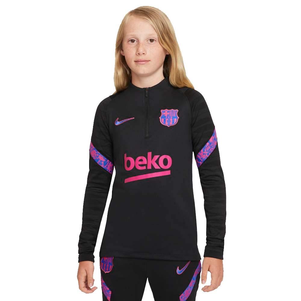 Nike FC Barcelona Treningsgenser 21/22 Barn 3rd