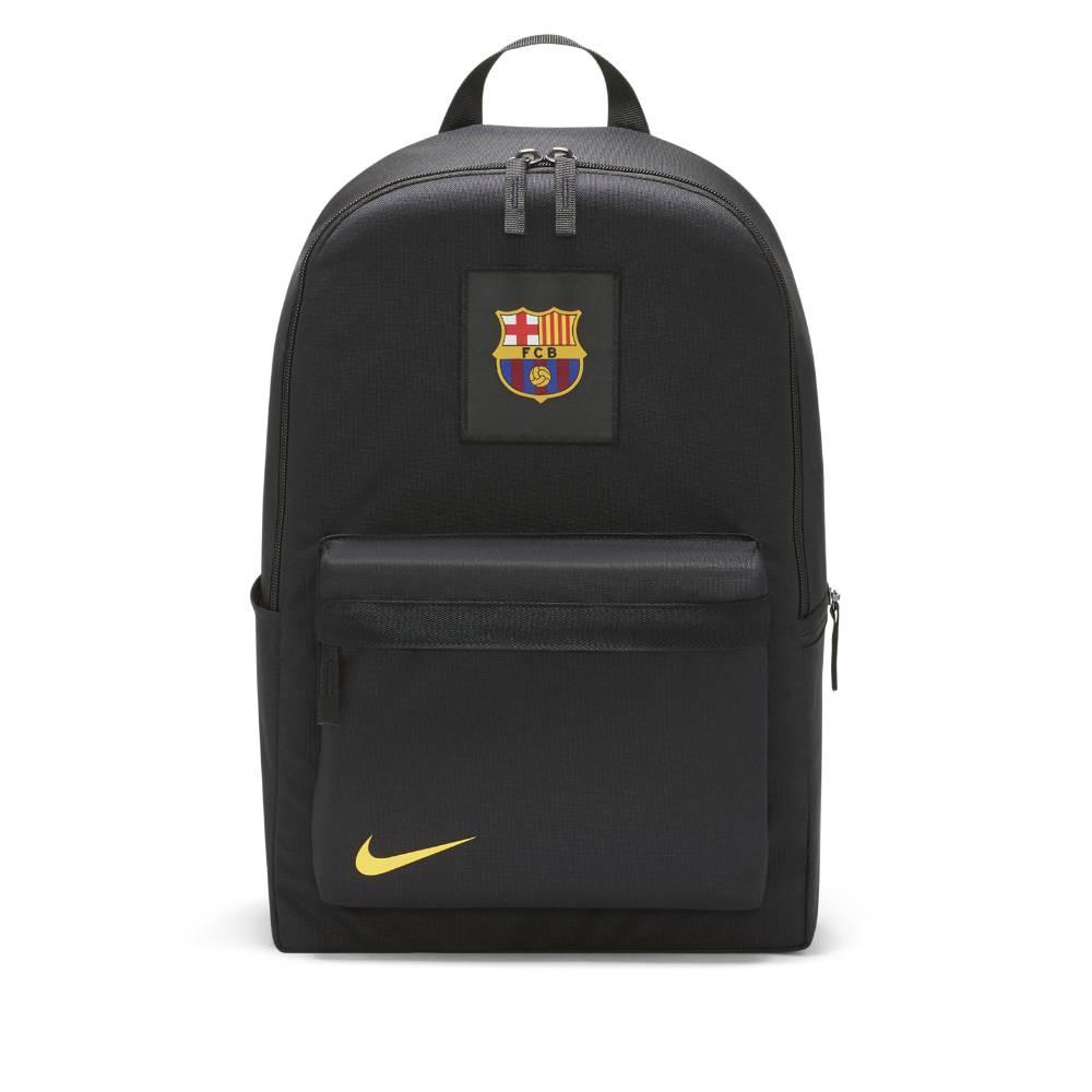 Nike FC Barcelona Stadium Ryggsekk 21/22 Sort