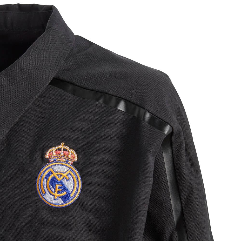 Adidas Real Madrid Zone Woven Fotballjakke Barn