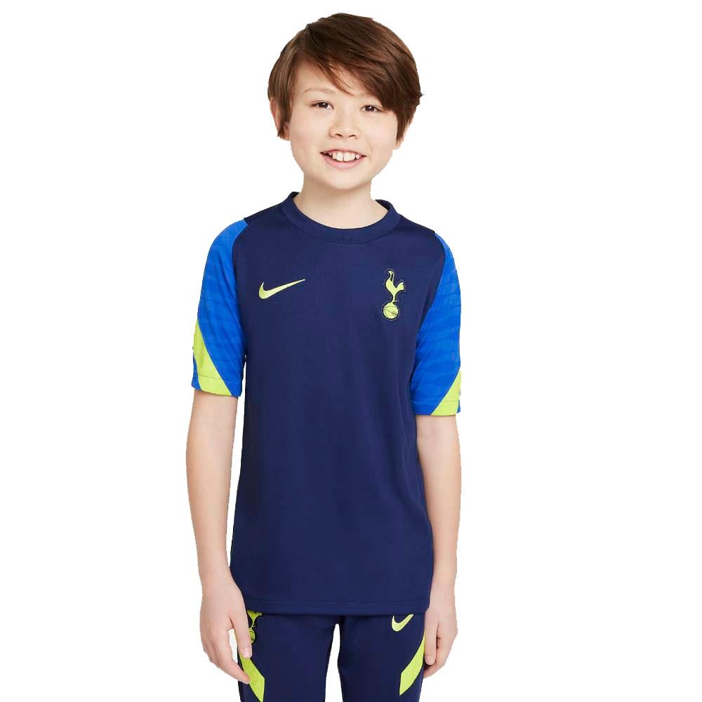 Nike Tottenham Treningstrøye 21/22 Barn Marine