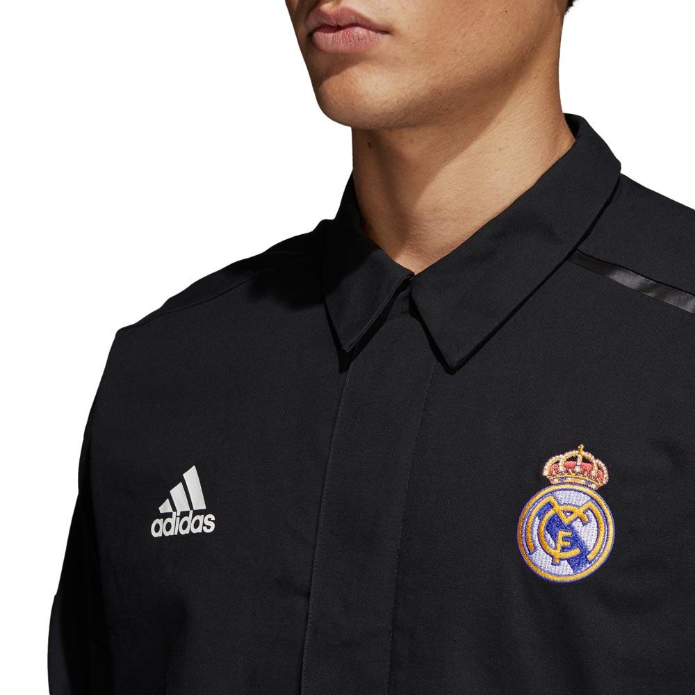 Adidas Real Madrid Zone Woven Fotballjakke