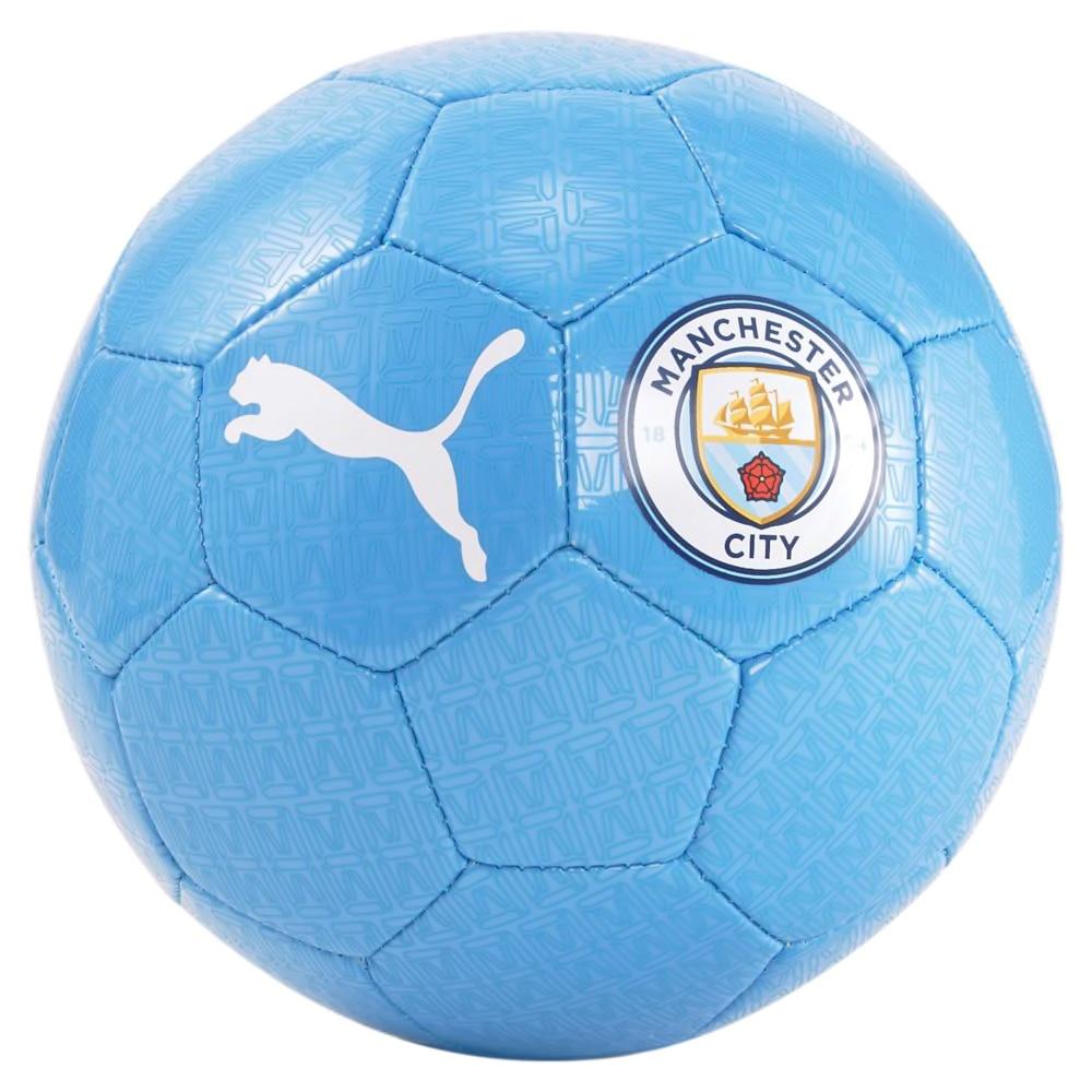 Puma Manchester City Mini Fotball 21/22 Lyseblå