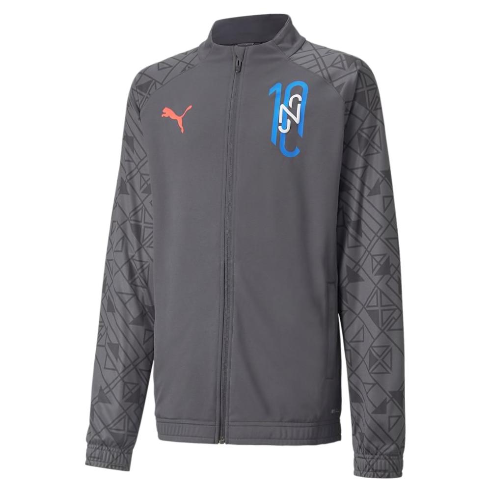 Puma Neymar Jr Futebol Treningsjakke Barn Grå