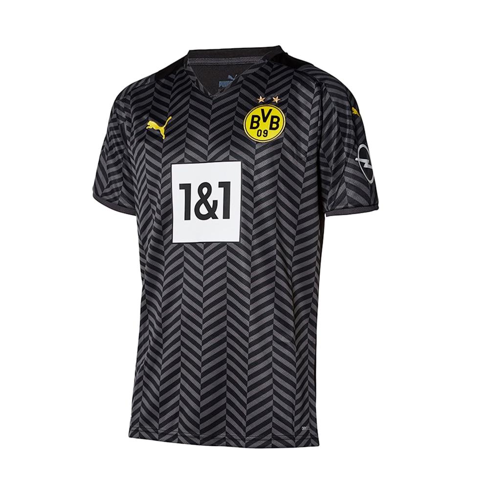 Puma BVB Dortmund Fotballdrakt 21/22 Borte Barn
