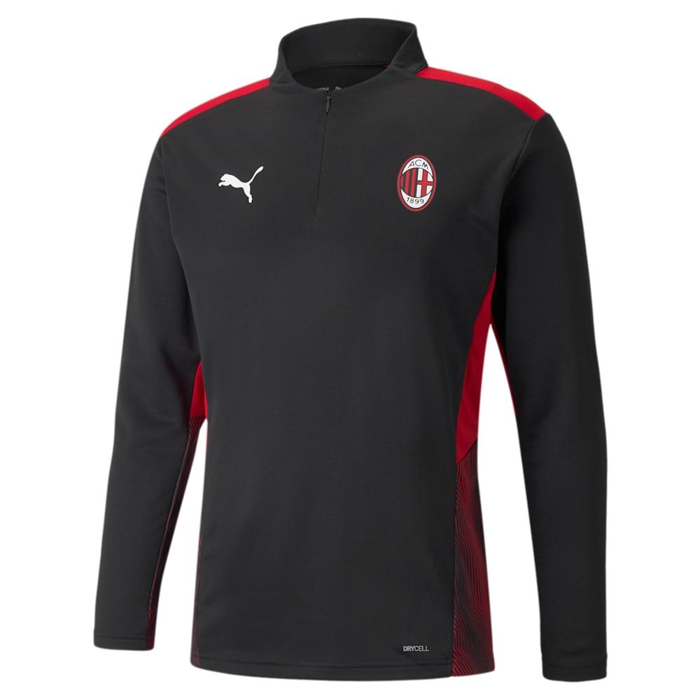 Puma AC Milan Treningsgenser 21/22 Barn Sort