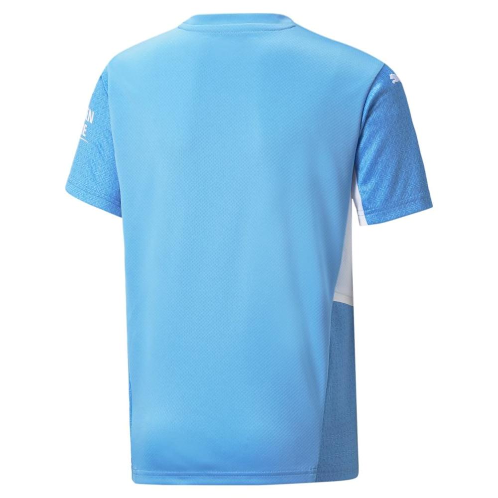Puma Manchester City Fotballdrakt 21/22 Hjemme Barn