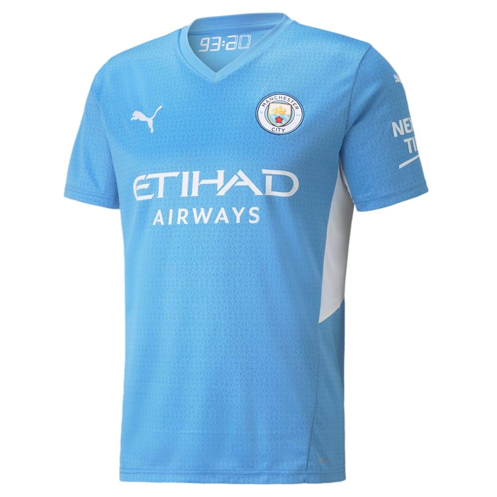 Puma Manchester City Fotballdrakt 21/22 Hjemme