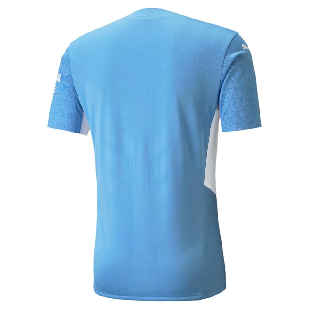 Puma Manchester City Authentic Fotballdrakt 21/22 Hjemme