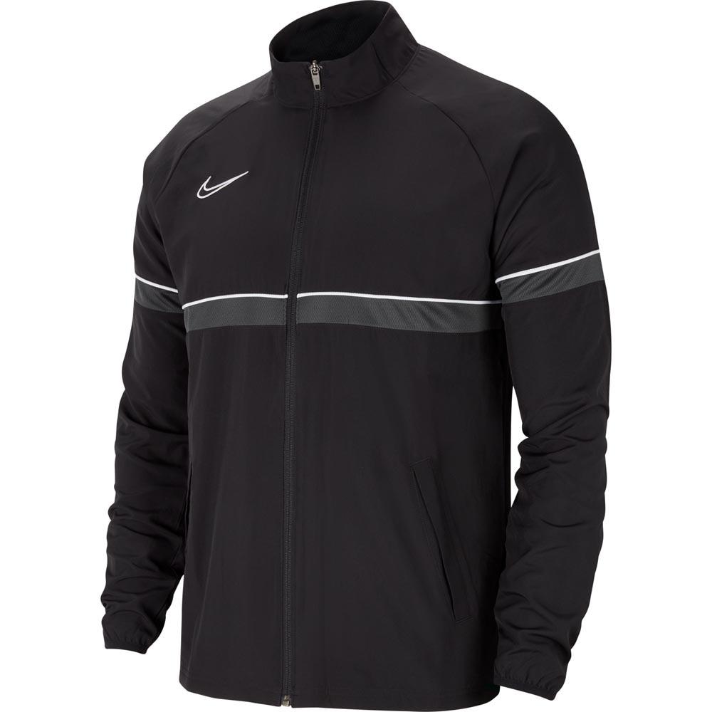 Nike Academy 21 Treningsjakke Woven Barn Sort