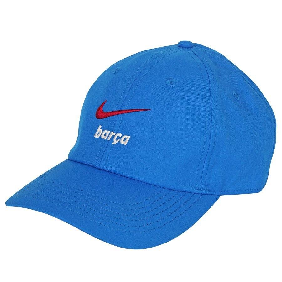 Nike FC Barcelona H86 Caps Barn Blå