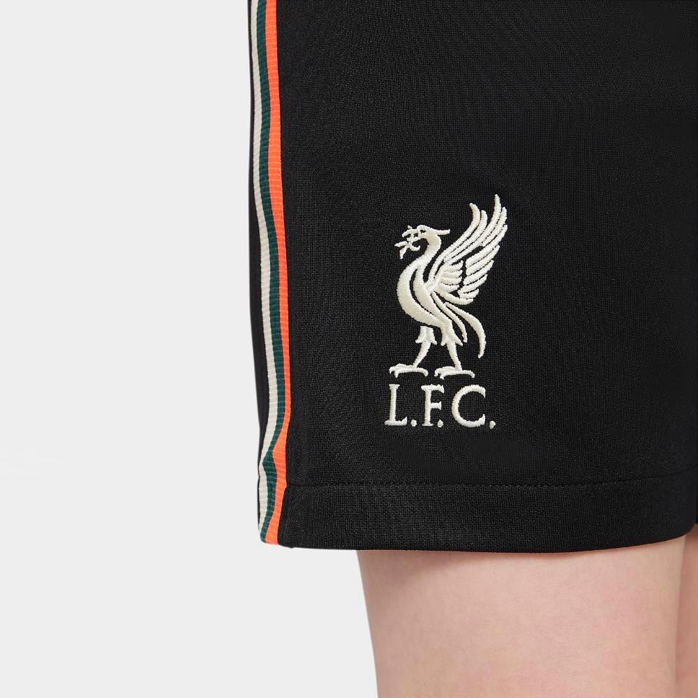 Nike Liverpool FC Fotballshorts 21/22 Borte Barn