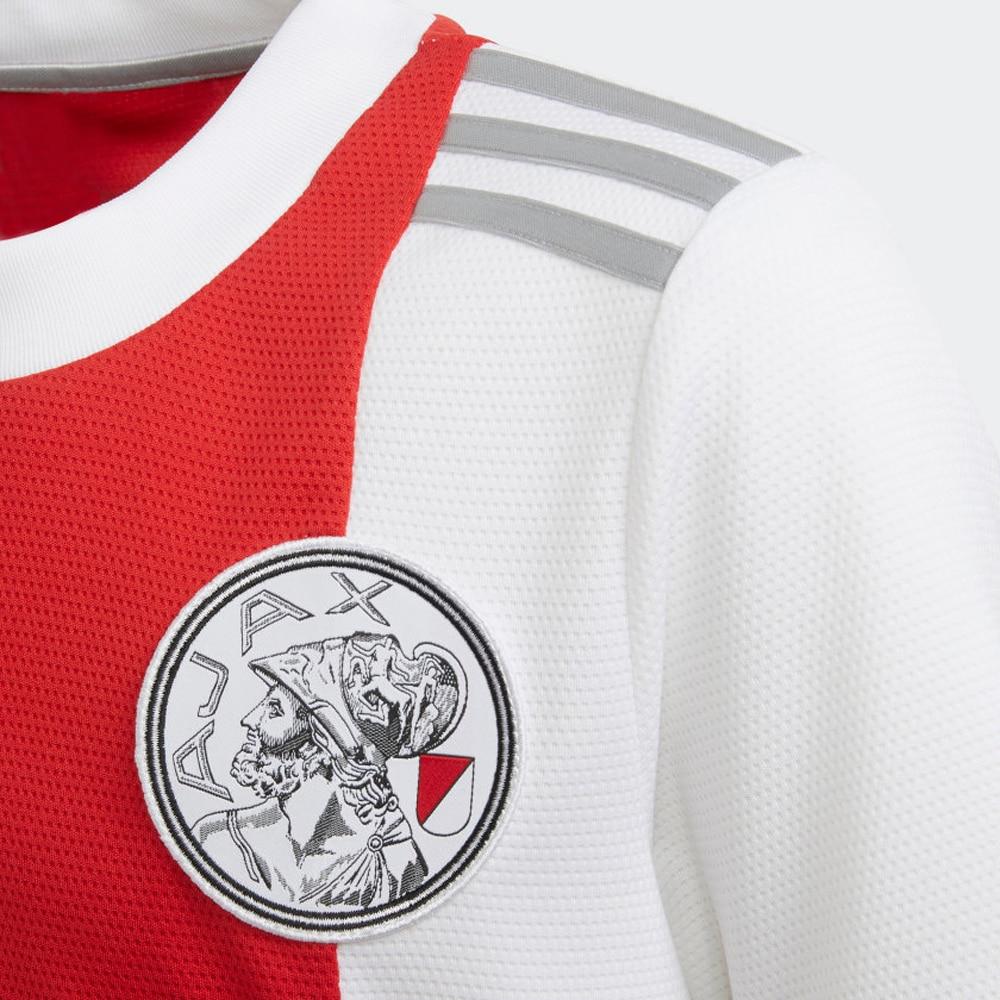Adidas Ajax Fotballdrakt 21/22 Hjemme Barn