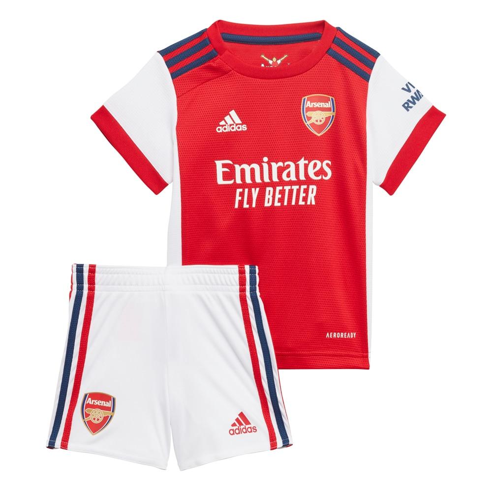 Adidas Arsenal Draktsett 21/22 Hjemme Baby