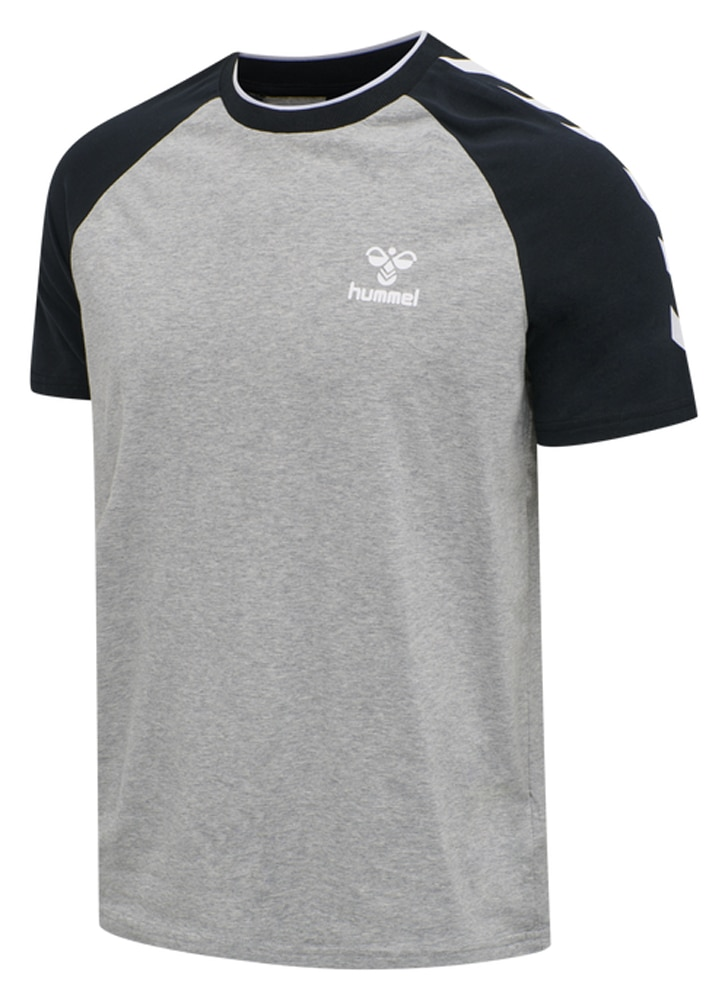 Hummel hmlMARK T-Skjorte Grå