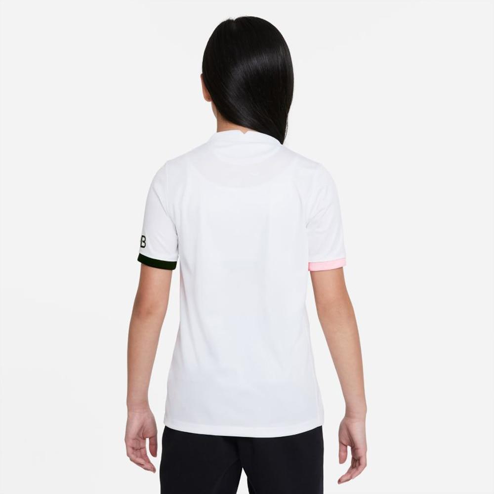 Nike PSG Fotballdrakt 21/22 Borte Barn