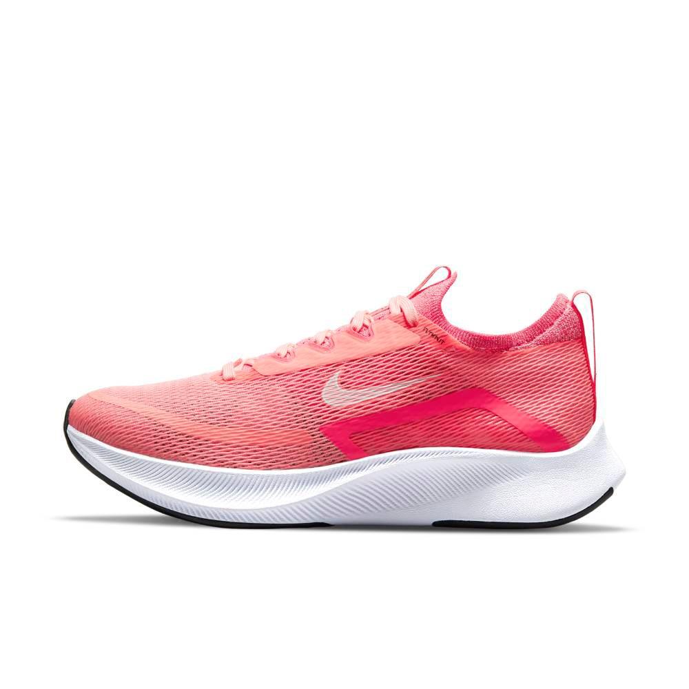 Nike Zoom Fly 4 Joggesko Dame Rosa