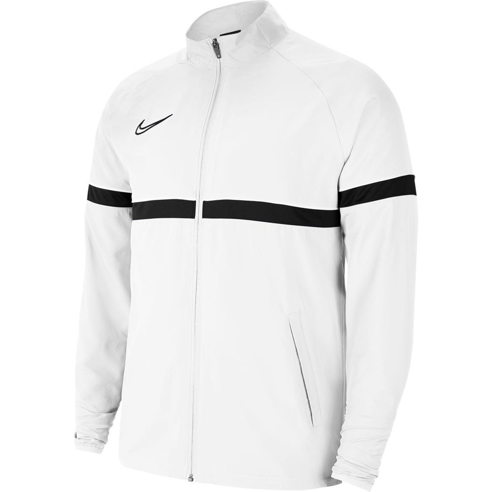 Nike Academy 21 Treningsjakke Woven Barn Hvit
