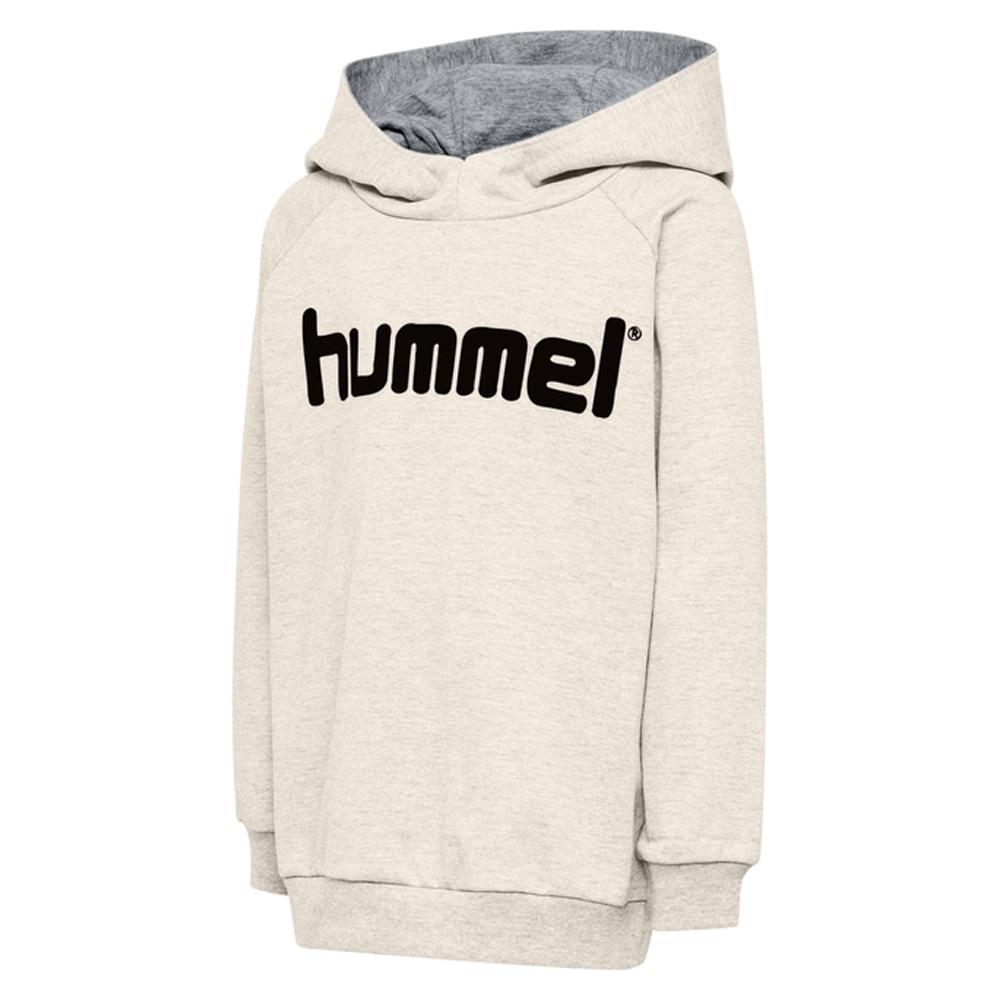 Hummel Hmlgo Logo Hoodie Hettegenser Barn Beige