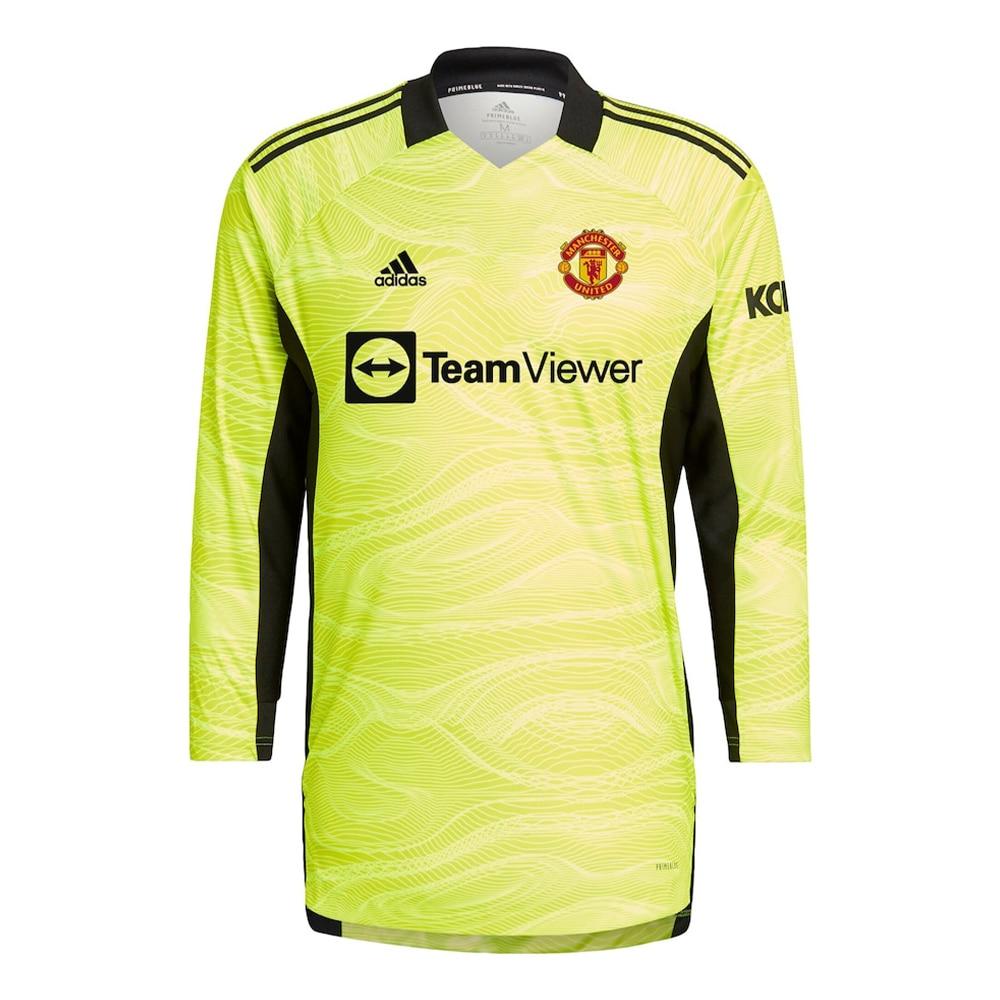 Adidas Manchester United Fotballdrakt 21/22 Keeper Barn