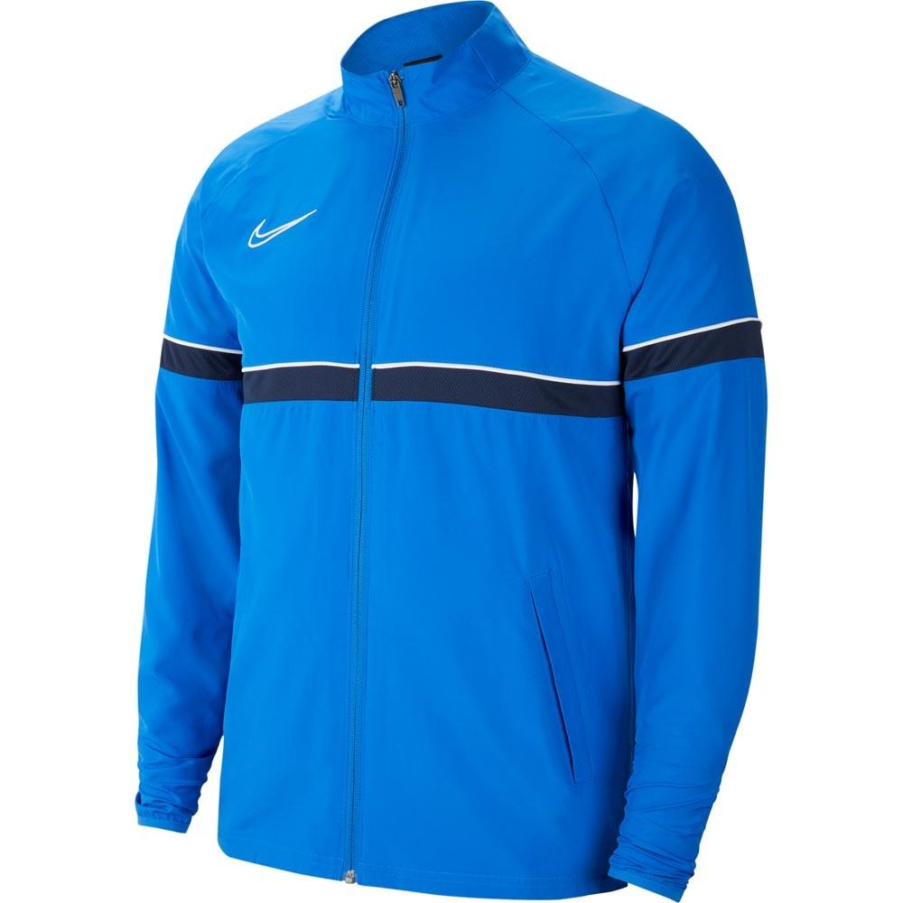 Nike Academy 21 Treningsjakke Woven Barn Blå