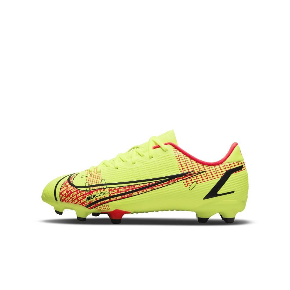 Nike Mercurial Vapor 14 Academy FG/MG Fotballsko Barn Motivation Pack