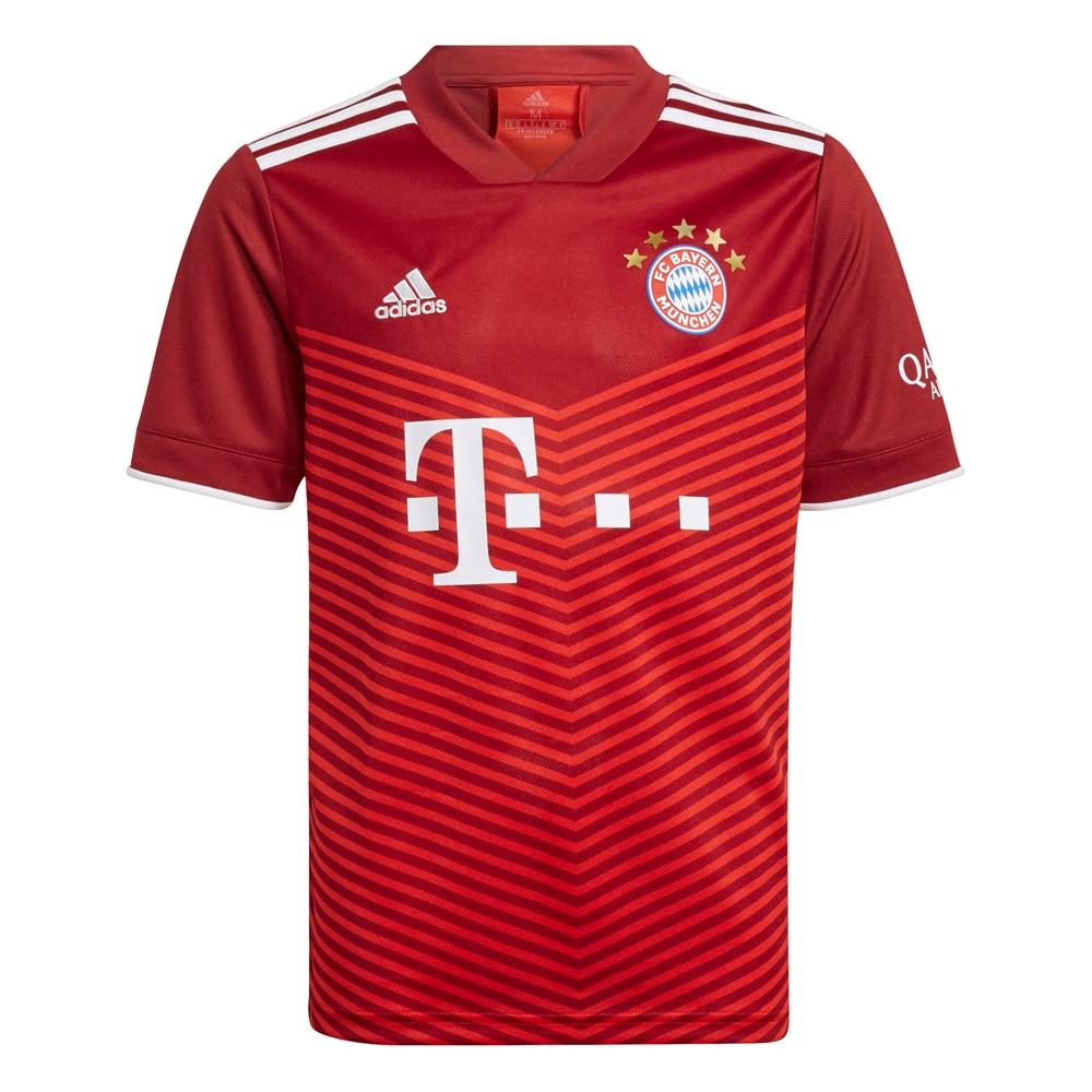 Adidas FC Bayern München Fotballdrakt 21/22 Hjemme