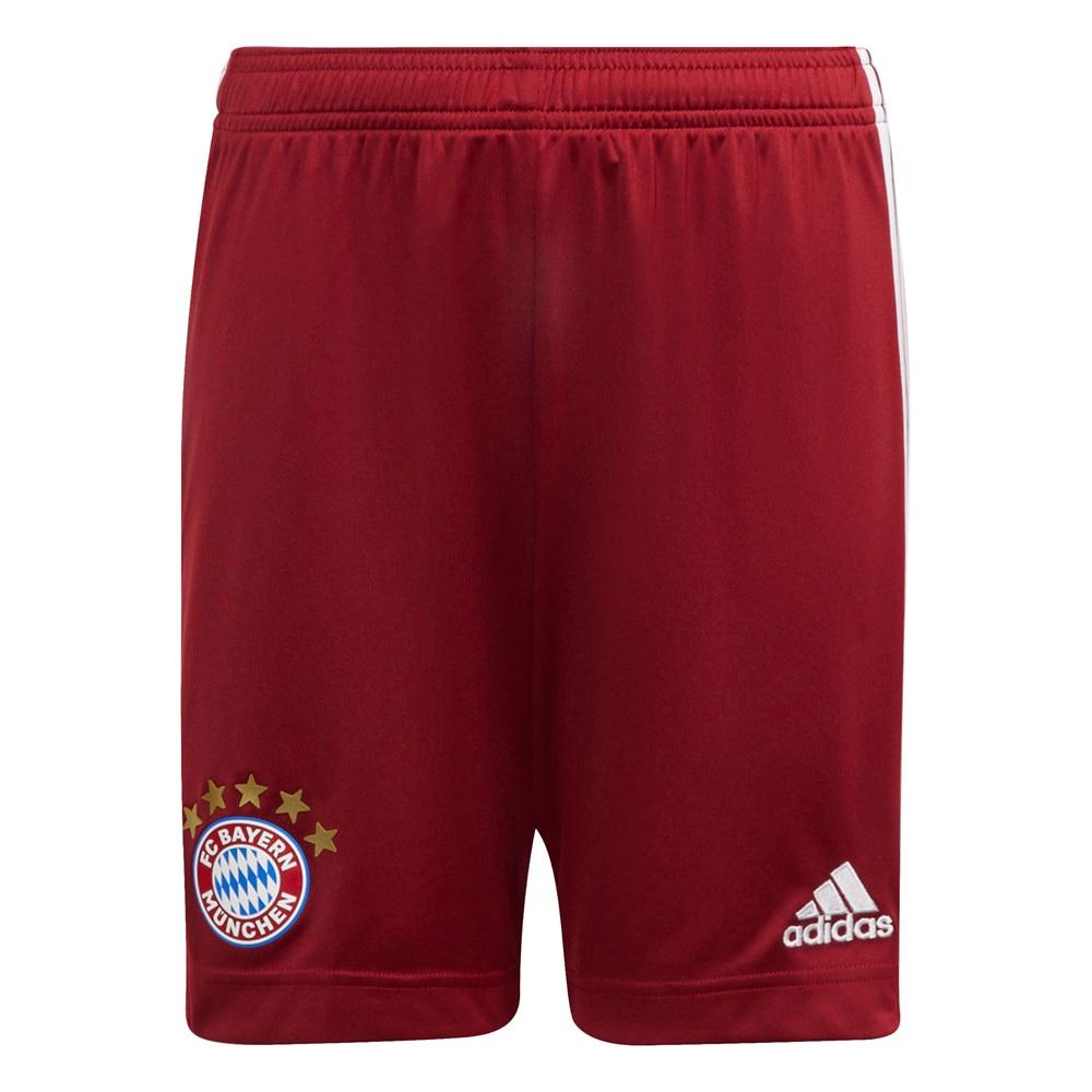Adidas FC Bayern München Fotballshorts 21/22 Hjemme Barn