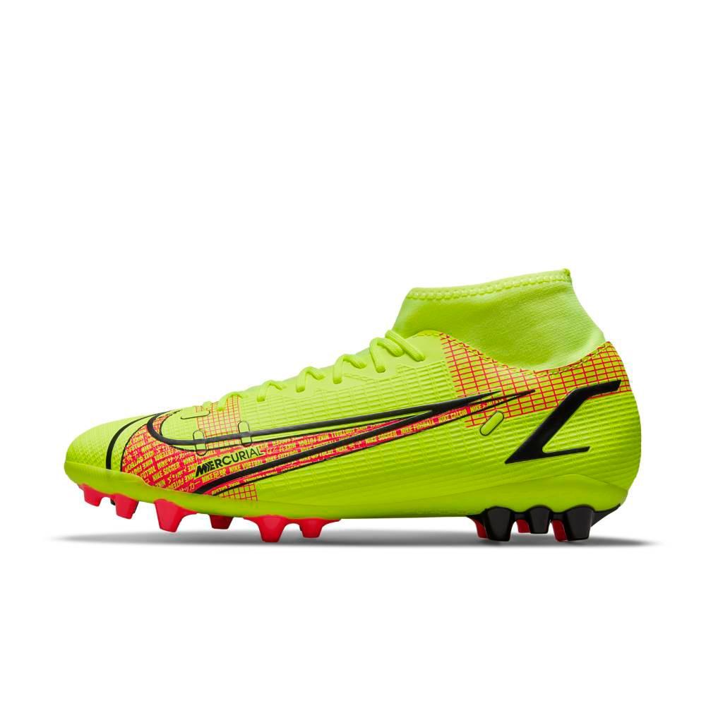 Nike Mercurial Superfly 8 Academy AG-Pro Fotballsko Motivation Pack