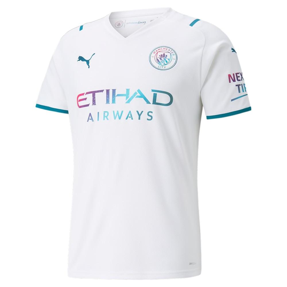 Puma Manchester City Fotballdrakt 21/22 Borte