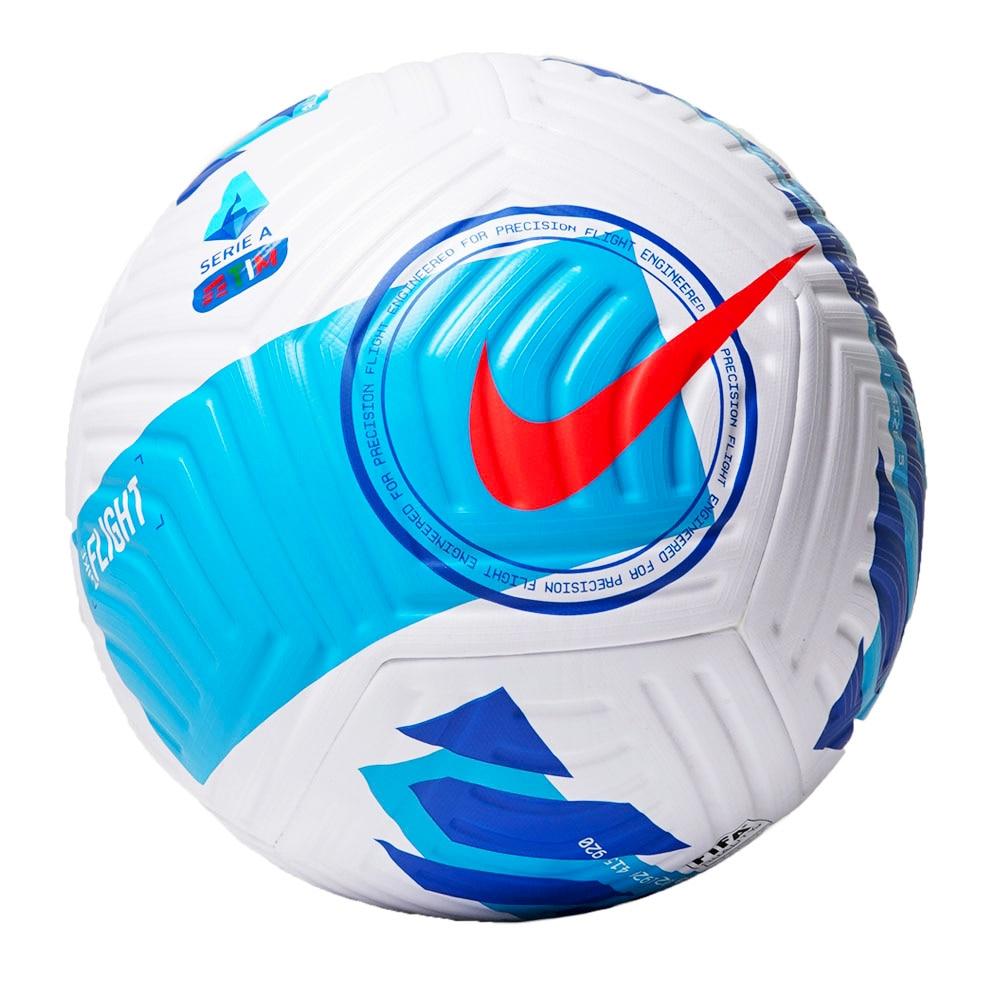 Nike Serie A Flight Matchball Fotball 21/22 Hvit