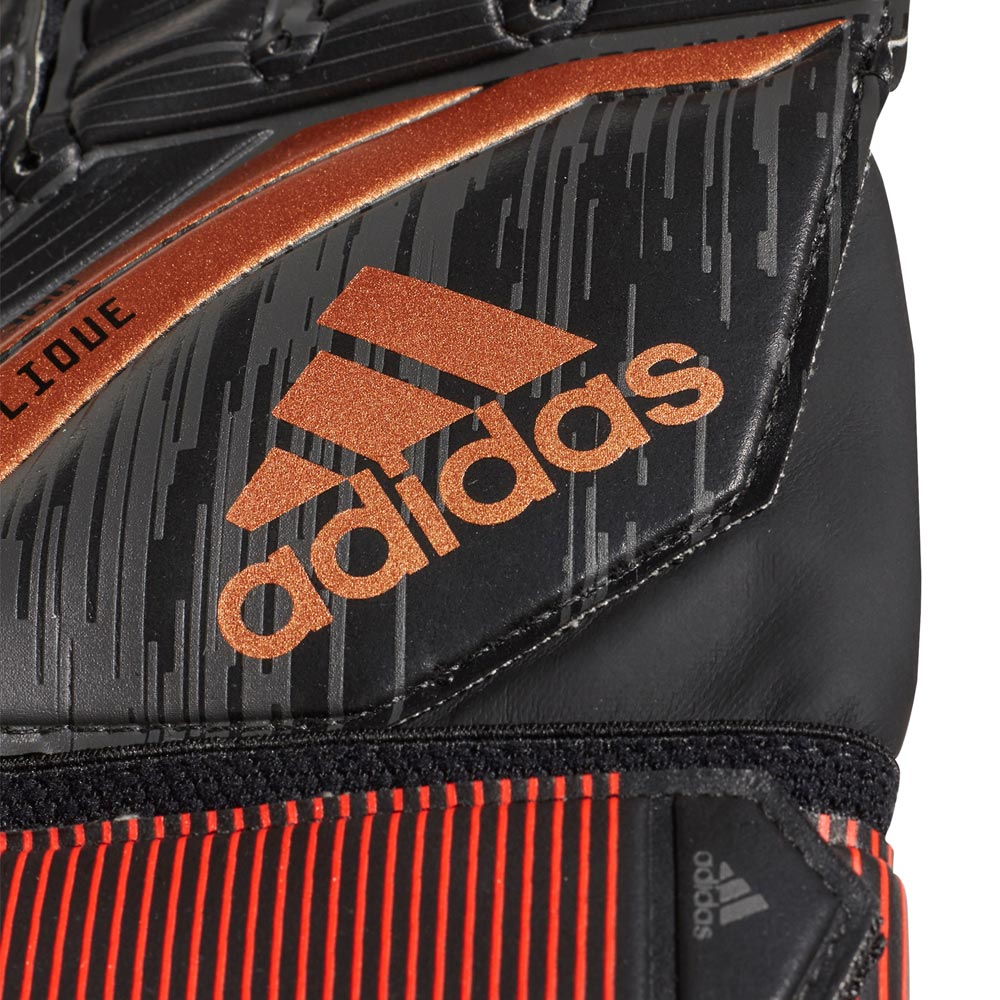Adidas Predator Replique Keeperhansker Sort