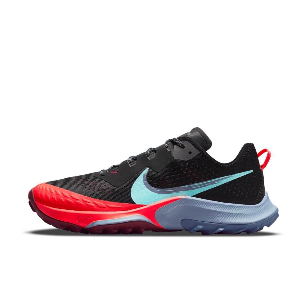 Nike Air Zoom Terra Kiger 7 Joggesko Herre Sort/Rød