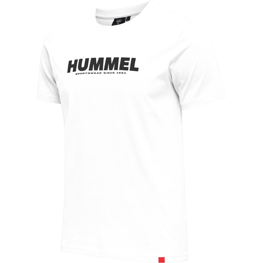 Hummel Legacy T-Skjorte Unisex Hvit