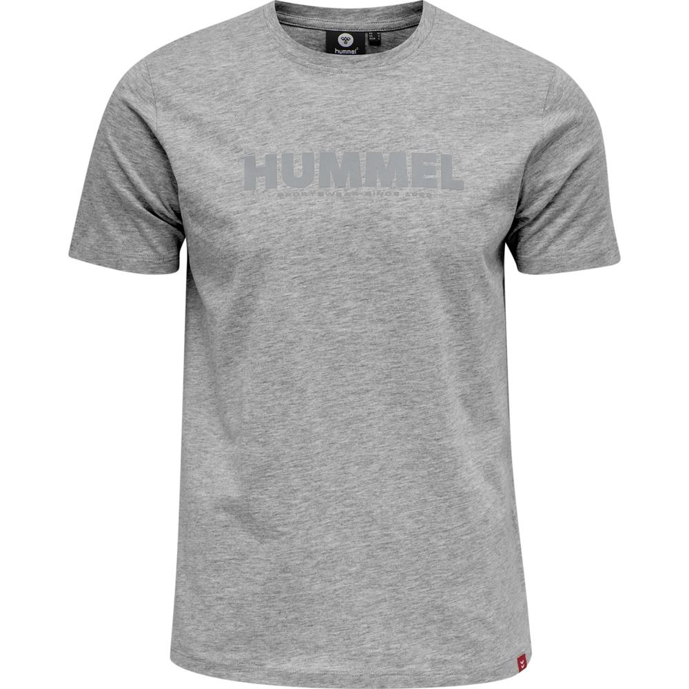 Hummel Legacy T-Skjorte Unisex Grå
