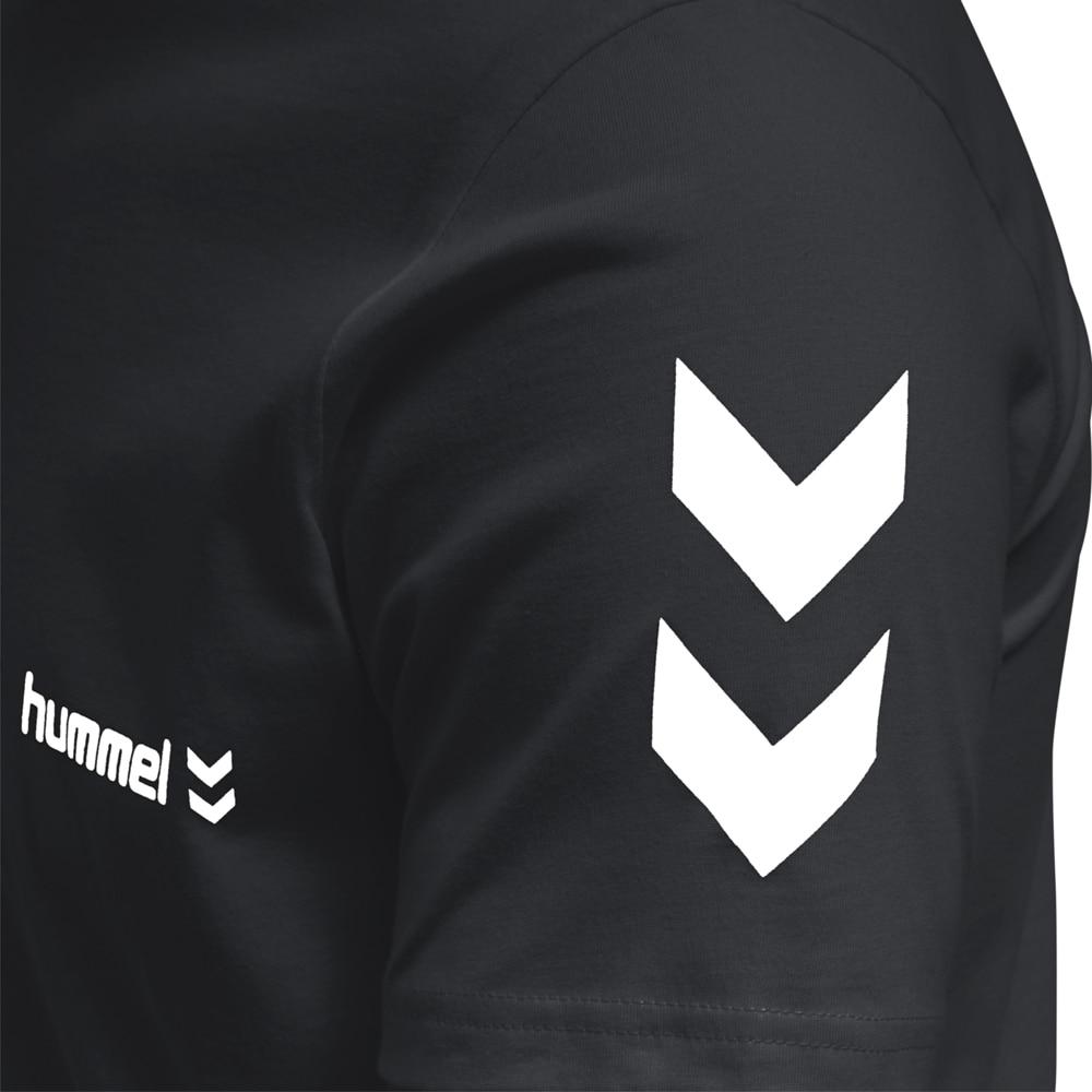 Hummel Dani T-Skjorte Unisex Sort