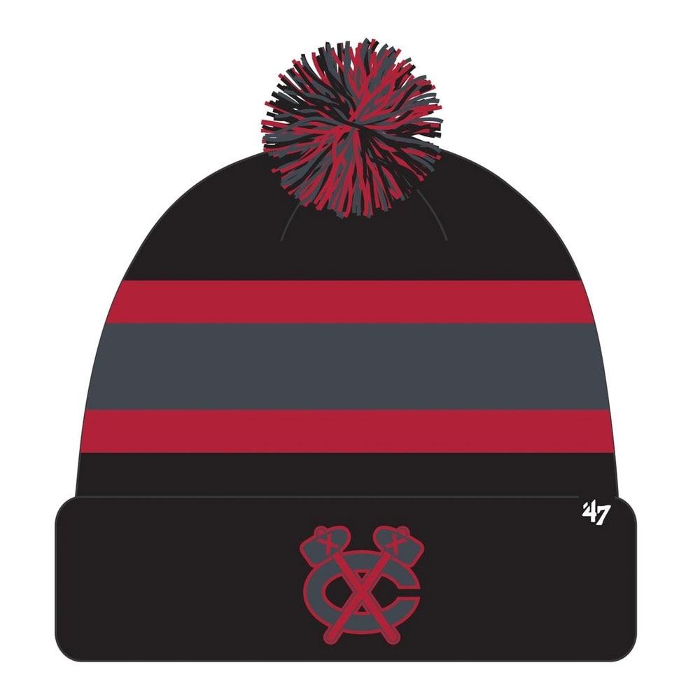 47 Breakaway Knit Cuff Lue Chicago Blackhawks