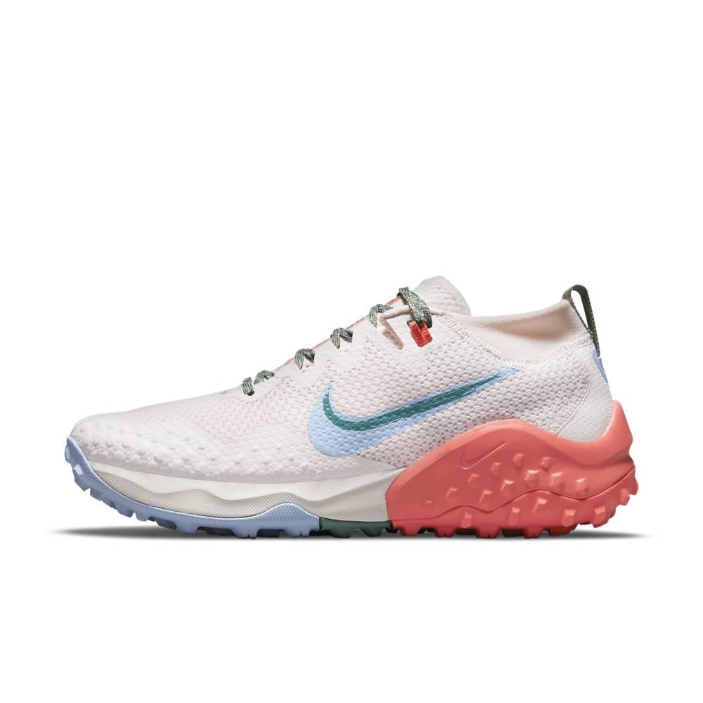 Nike Wildhorse 7 Joggesko Dame Lyserosa
