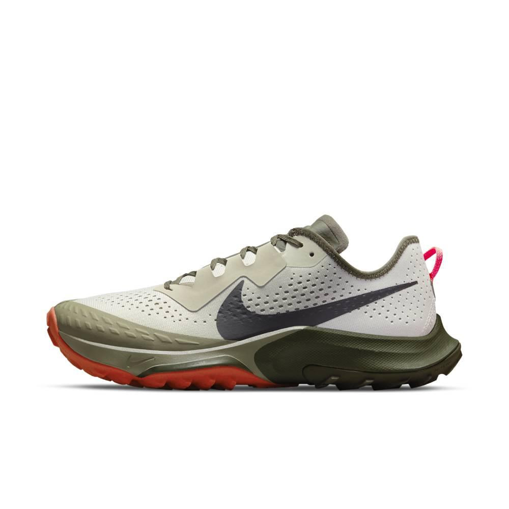 Nike Air Zoom Terra Kiger 7 Joggesko Herre Grønn