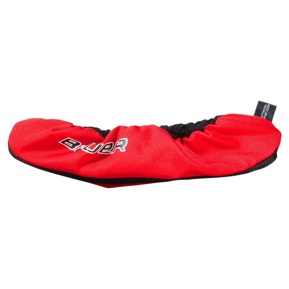 Bauer Skøytestålbeskyttelse Hockey Rød