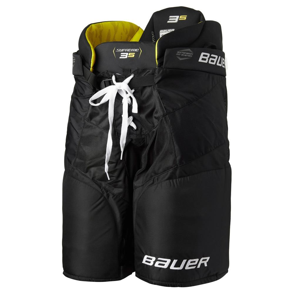 Bauer Supreme 3S Hockeybukse Svart