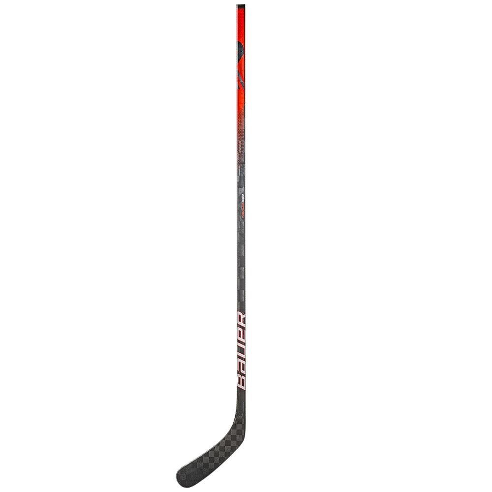 Bauer Nexus GEO Griptac Senior Hockeykølle Rød