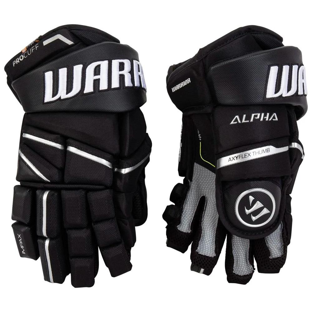 Warrior Alpha LX PRO Hockeyhanske Svart