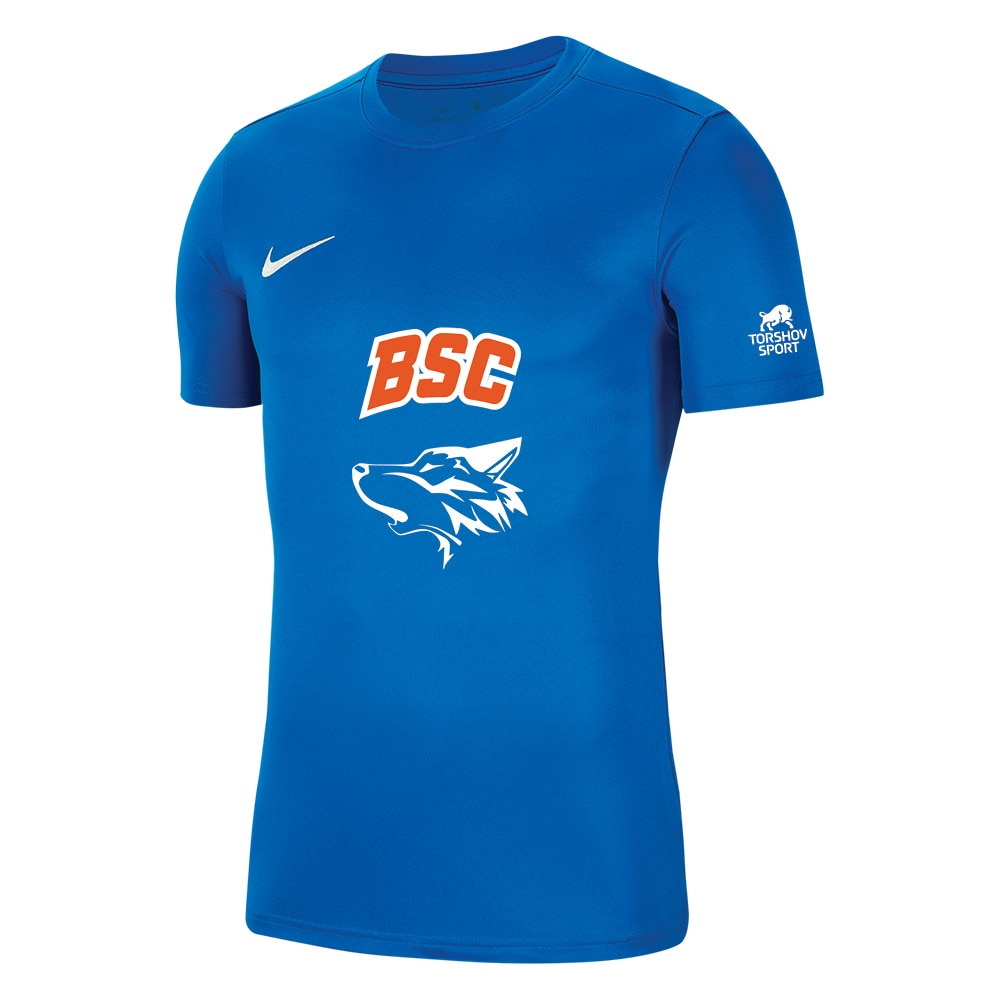 Nike Bergens Svømme Club Treningstrøye Kort Arm Barn