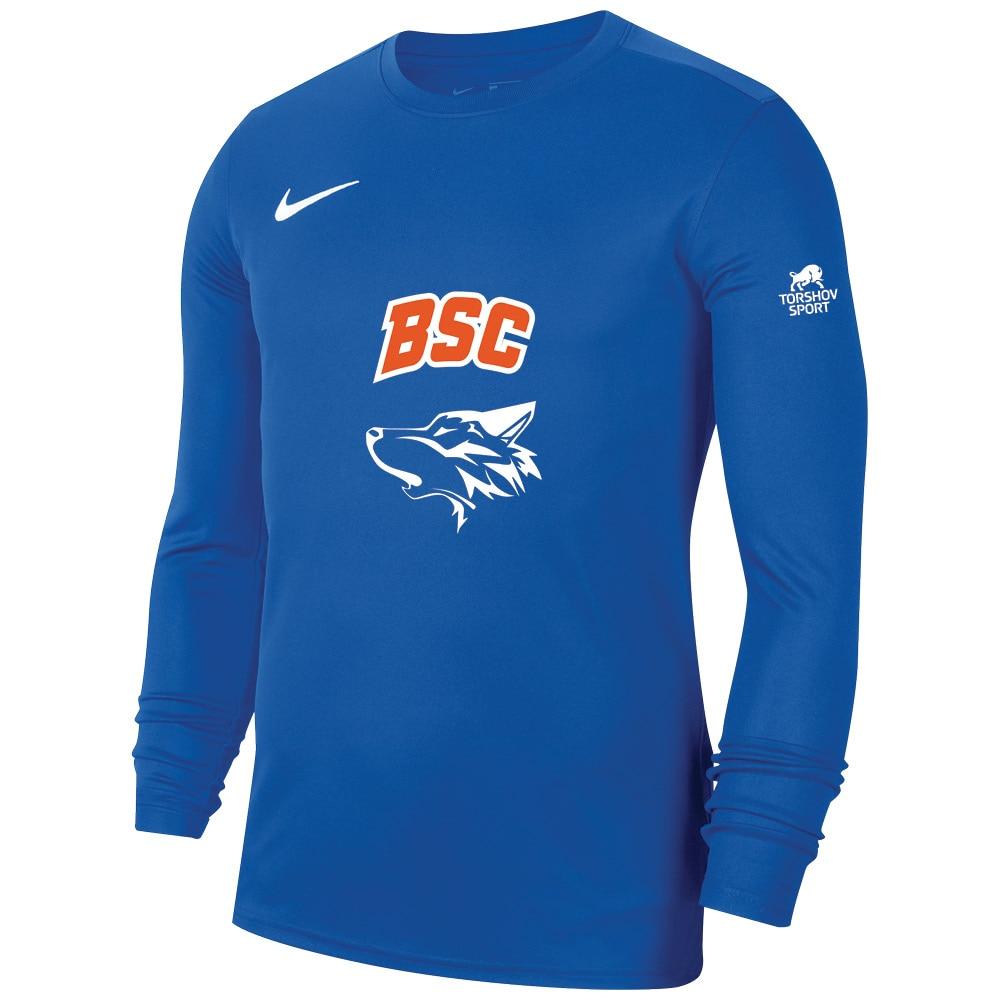 Nike Bergens Svømme Club Treningstrøye Lang Arm Barn