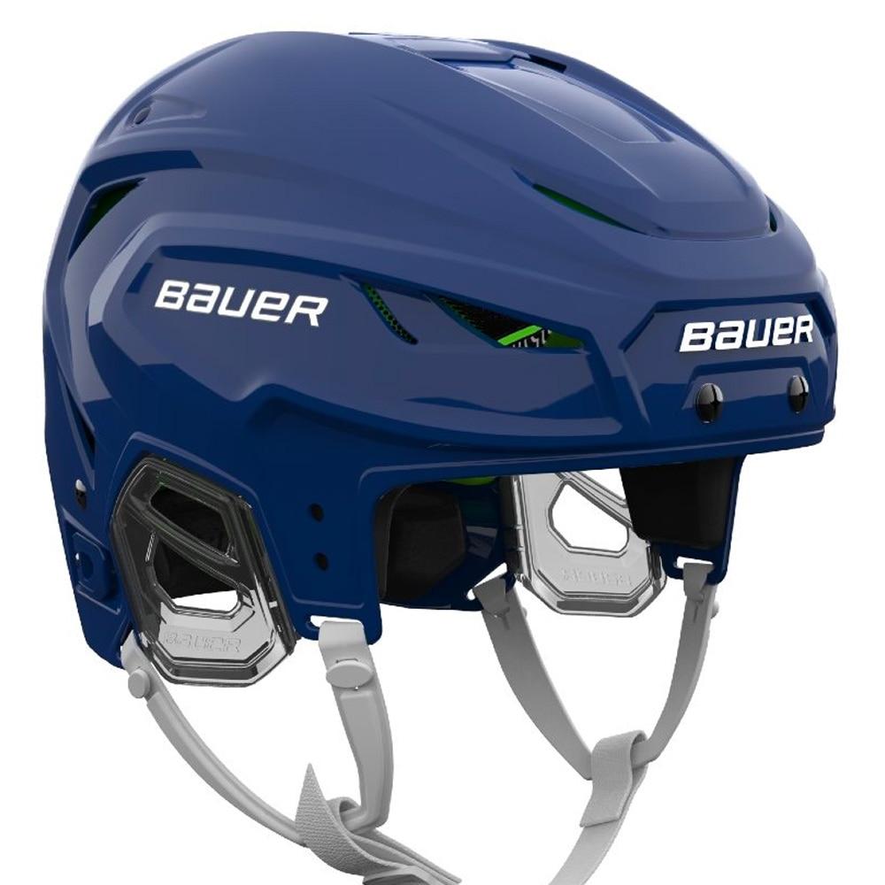 Bauer Hyperlite Hockeyhjelm Blå