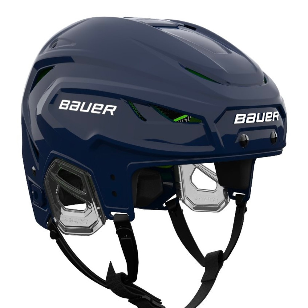 Bauer Hyperlite Hockeyhjelm Marine